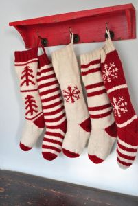 knitted stocking 3